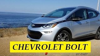 Chevrolet Bolt и 393 километра на одном заряде | Озвучка Hello Robots