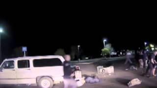Walmart Brawl between Cottonwood Police and Family of 8