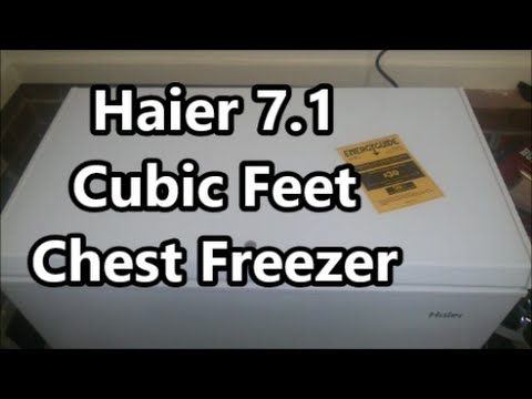 haier 9 2 cu ft chest freezer. haier 7.1 cubic feet chest freezer review hf71cl53nw 9 2 cu ft