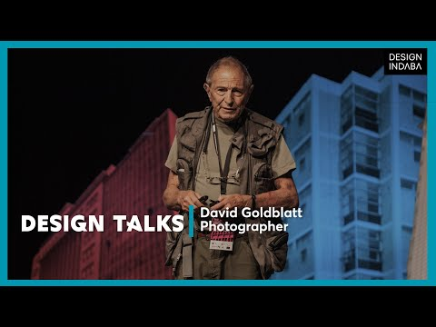 David Goldblatt on life through the lens