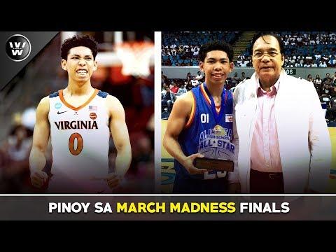 FILIPINO sa NCAA Tournament Finals | Kihei Clark | Gilas Prospect