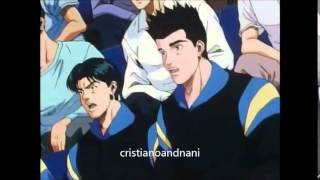 Slam dunk Hanamichi vs kainan