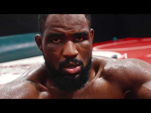Overtime: COREY ANDERSON. UFC 217 MSG NOV 4, 2017