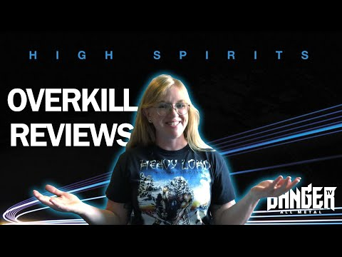 HIGH SPIRITS Hard to Stop Album Review | Overkill Reviews