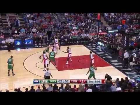 Tyler Zeller Highlights vs Toronto Raptors (20 pts, 9 reb, 3 ast)