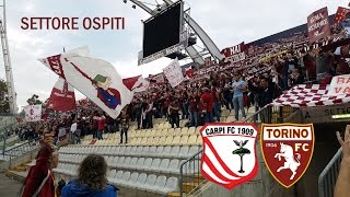 Video Gol Pertandingan Carpi vs Torino FC