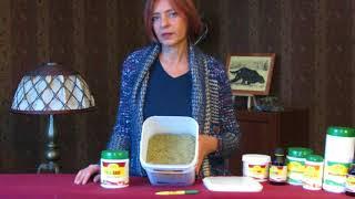 Овощная грядка от cdVet - Полезные витамины из овощей для собак и кошек