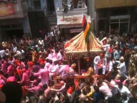 jagannath rath yatra at puri