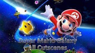 Mario Galaxy All Cutscenes