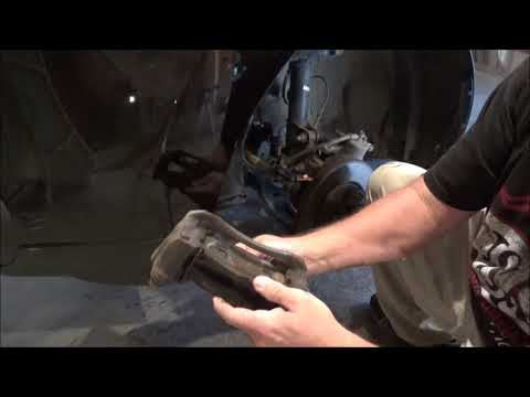 DIY – How to Replace Front Brake Pads and Rotors – 2014 Kia Soul & 2014 Kia Forte