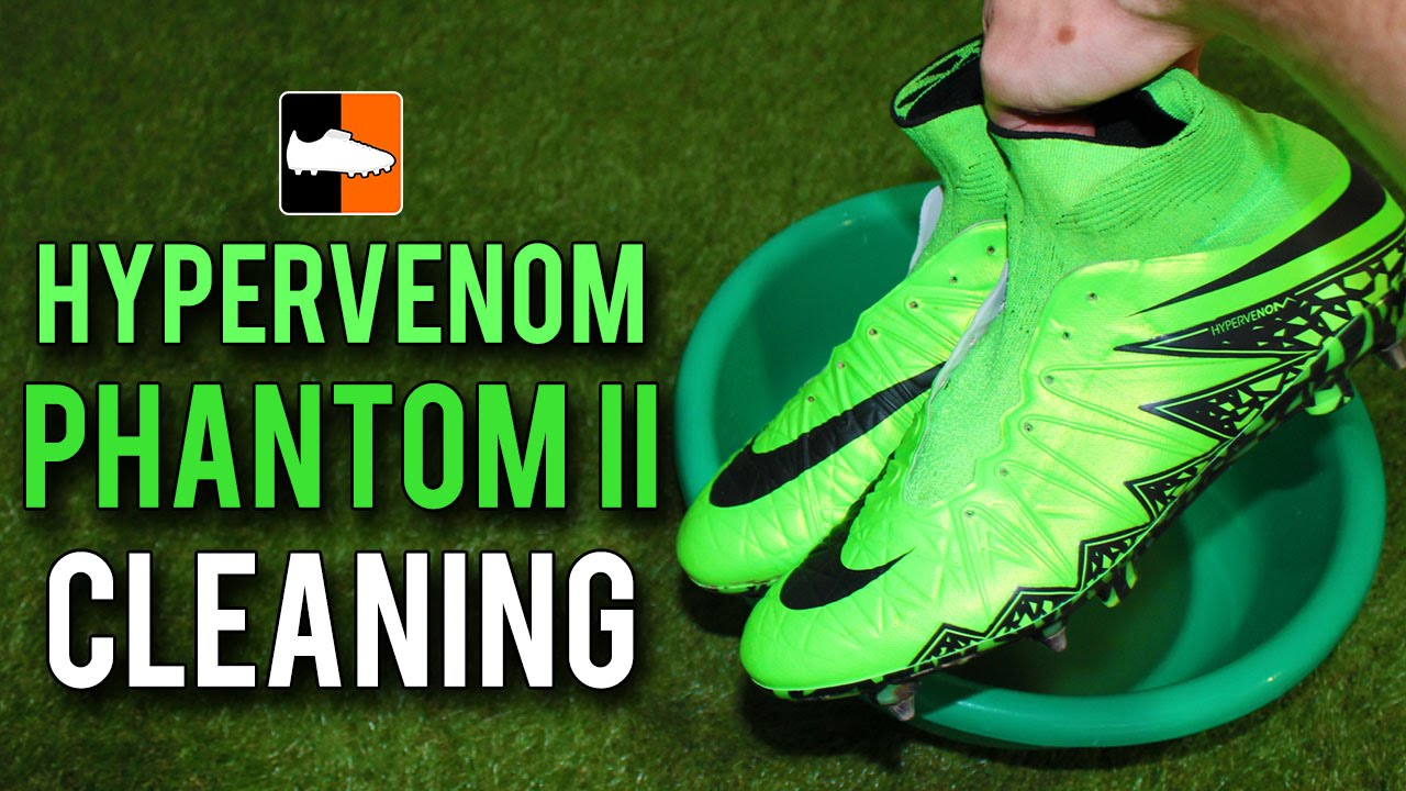 how to clean a nike magista
