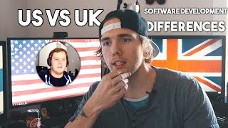 Uk Vs Us Software Development  The Differences