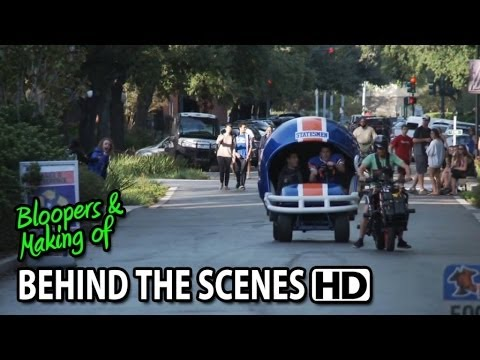 22 Jump Street (2014) Making of & Behind the Scenes (Part2/3)