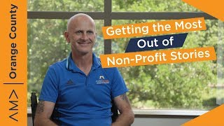 Getting the Most Out of Non-Profit Stories
