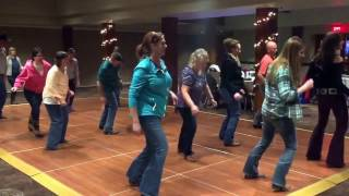 Dirt On My Boots Line Dance (Demo Video#2)