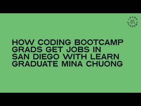 How Bootcamp Grads get Jobs