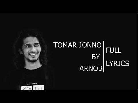 Tomar Jonno Nilche Tara-Arnob[Lyrics]