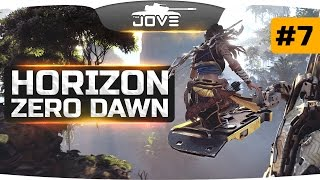 Топовая броня и супер-копье! ● Horizon: Zero Dawn #7