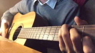 [Ưng Hoàng Phúc] Vì sao trong lòng tôi guitar cover by Meizan