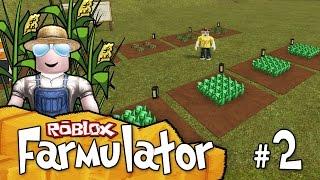 #2 Farmulator - BAKING CAKES (Roblox Farmulator)