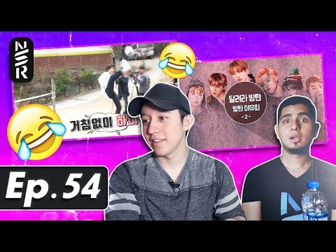 GUYS REACT TO BTS 'Run BTS' Ep. 54