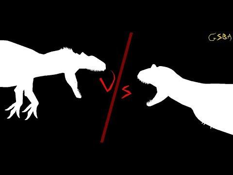Allosaurus VS Carnotaurus