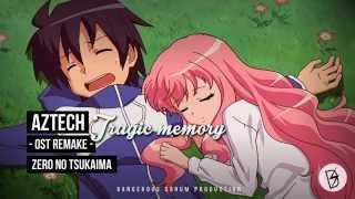AZTECH / Tragic Memory [Hip-hop Instrumental - ZERO NO TSUKAIMA Anime OST Remake]