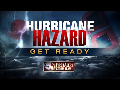 Hurricane Hazard - Get Ready
