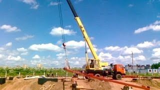 Автокран Галичанин 16 Тонн Камаз КС 4572