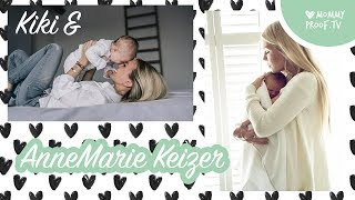 ANNEMARIE KEIZER over de slaapproblemen van KIKI + MOM tips | Mommyvlog