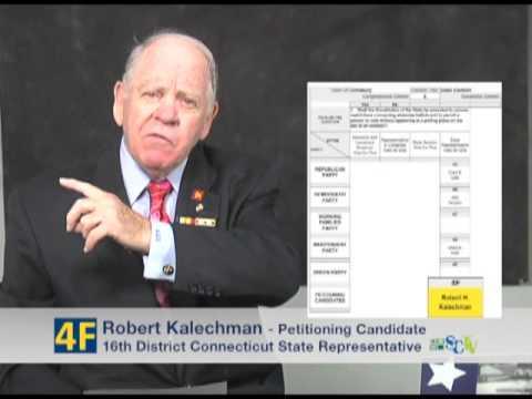 Bob Kalechman for State Representative