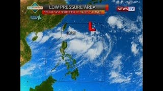 Weather update as of 5:35 p.m. (August 13, 2018)