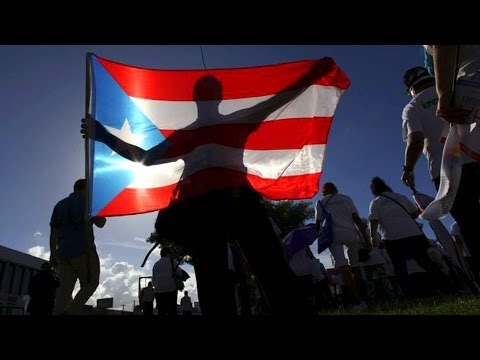 As Puerto Rico Nears Record Default, Island Complains to U.N. That U.S. Violating Sovereignty Rights