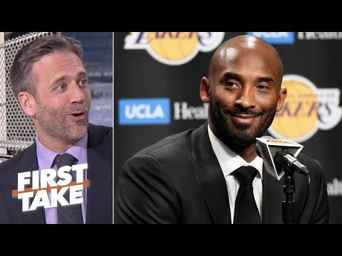 Kobe Bryant is ruining the Lakers - Max Kellerman | First Take