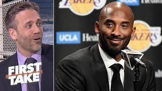 Download Kobe Bryant is ruining the Lakers - Max Kellerman | First Take Mp3 and Videos