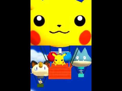 Pokémon Dash (NDS Gameplay)