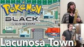 Lacunosa Town: Pokémon Black and White [Cover] | Sab Irene ft. insaneintherainmusic