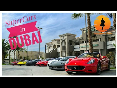 supercars-in-dubai-|-supercars-show---dubai-2017-|-most-expensive-cars