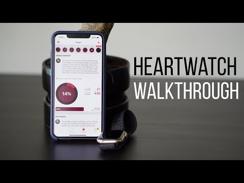 HeartWatch | Heart Analysis For Apple Watch!