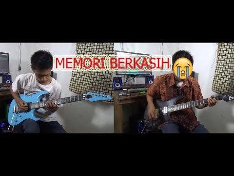 Guitar Duet Memori Berkasih Bikin Baperr!!