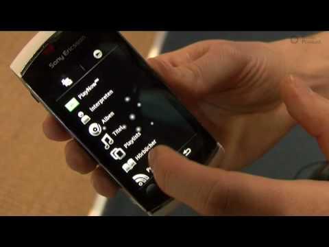 Video: review Sony Ericsson Vivaz Pro