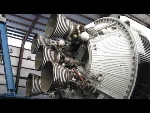 Saturn V Rocket - Walk Around