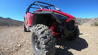 Daley Visual 2020 RZR Pro Big BearTrail Ride