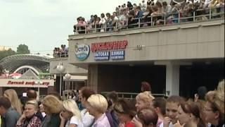 Забег на каблуках   Витебск 2014