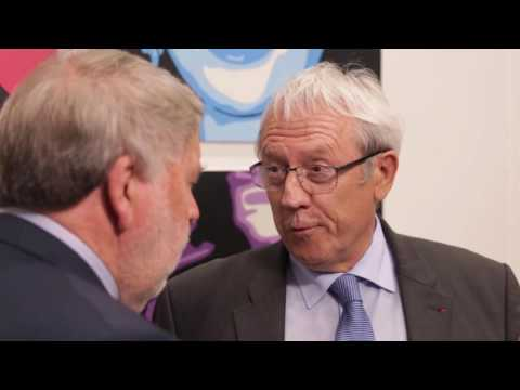 Thierry Cornillet Interviewed by Roy Noble regarding UK EU Referendum 16-06-2016