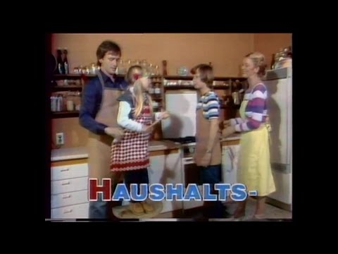 "DDR - Fernsehen ""HAPS - Haushaltsallerlei"" Ratgebersendung 1983 (25 Min.)"
