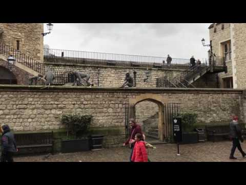 Royal Jewels at Tower of London