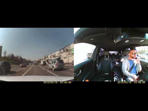 Автомобильный видеорегистратор Blackview X200 Dual GPS