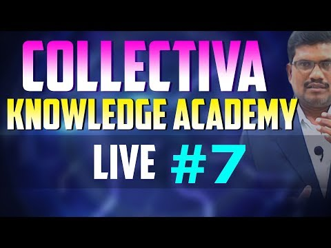 Live #7 – What Is Foundation In Programming?  ||  Collectiva Knowledge Academy