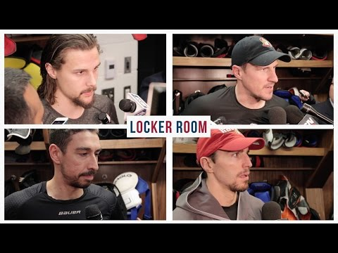 Game 5: Sens vs. Bruins - Pre-game Media